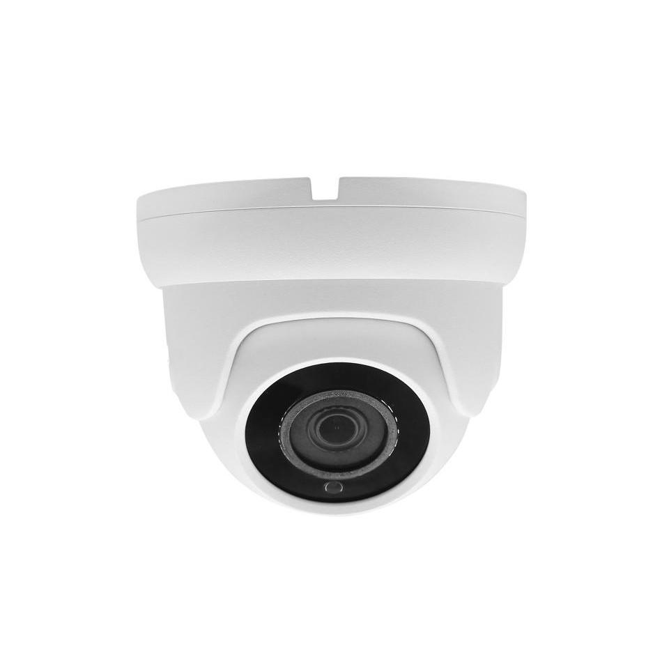 Telecamera dome 3.6 mm 8.0m pixels - 4k ultra hd  poe integrato - TELECAMERE IP | Lorwen.it