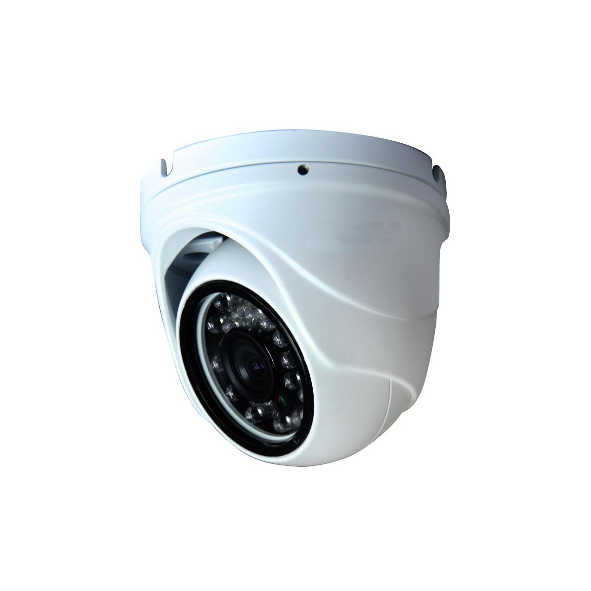 Telecamera dome 3.6 mm 1080p 3.0m pixels - TELECAMERE IP | Lorwen.it