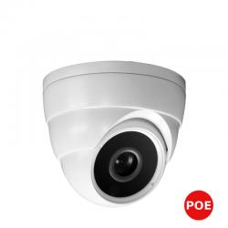Telecamera dome 3.6 mm 1080p 3.0m pixels poe integrato - TELECAMERE IP | Lorwen.it